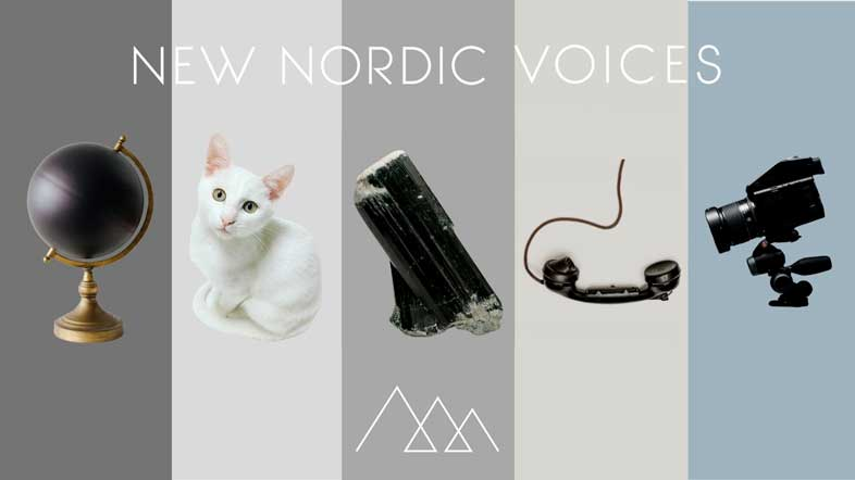 New Nordic Voices 2021 banneri