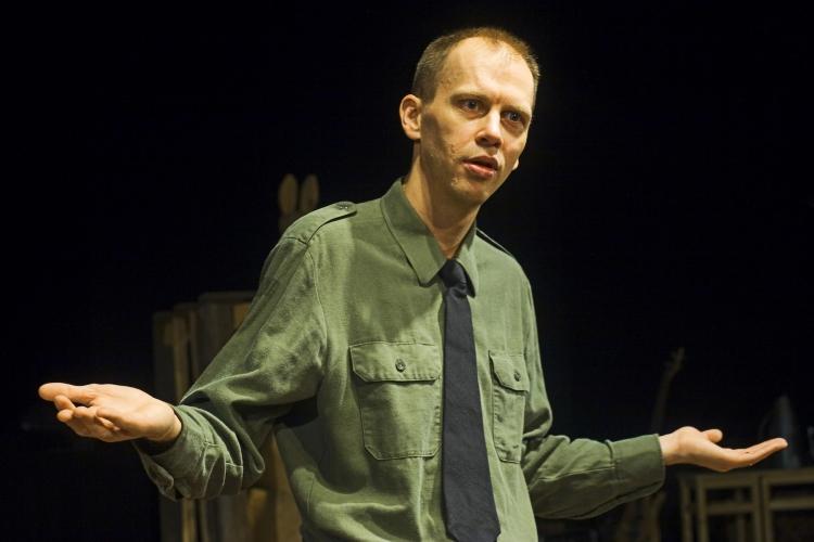 New Plays from Finland | I Am Adolf Eichmann | TINFO Theatre