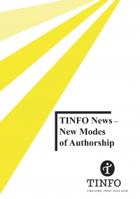TINFO News – New Modes of Authorship