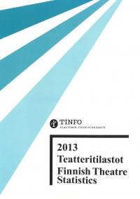 Teatteritilastot 2013