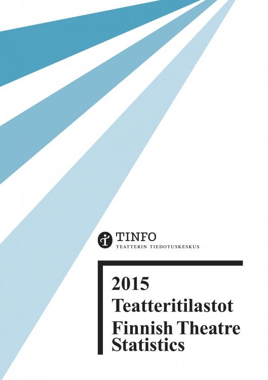 Teatteritilastot 2015