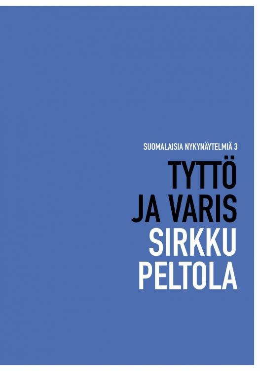 Sirkku Peltola: Tyttö ja varis